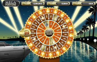 Mea fortune spelautomat
